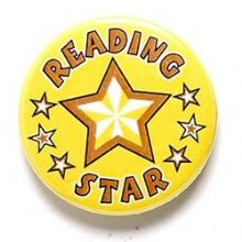 Reading Star Badge
